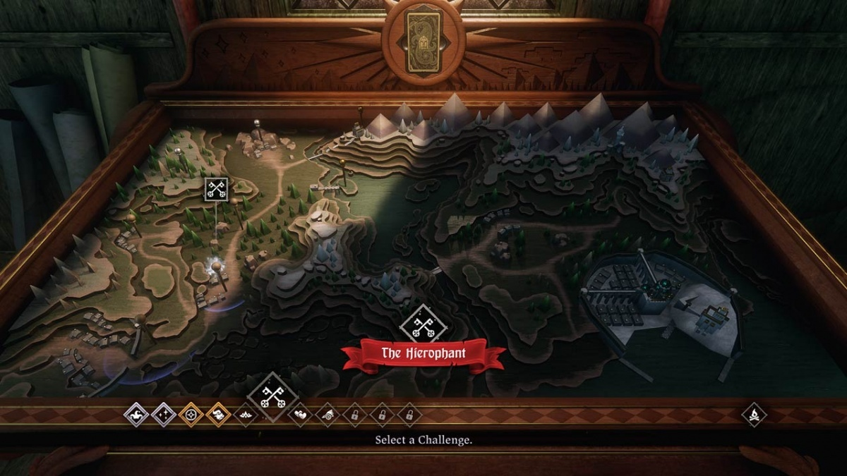 Screenshot for Hand of Fate 2 on Nintendo Switch