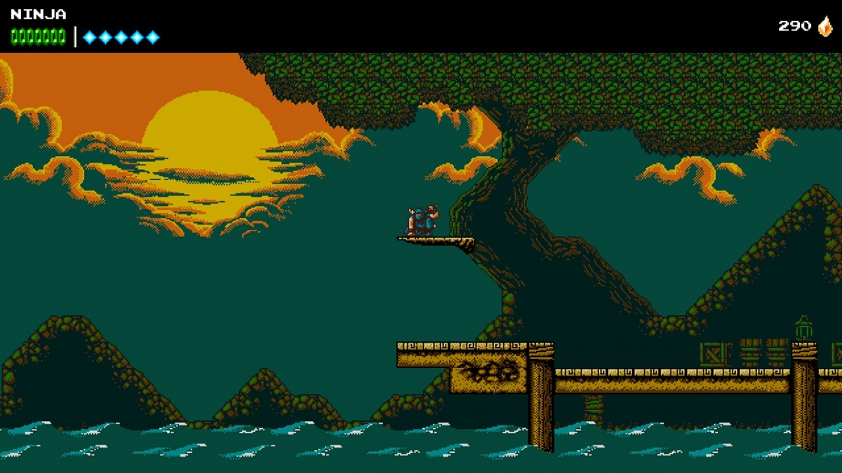 Screenshot for The Messenger on Nintendo Switch