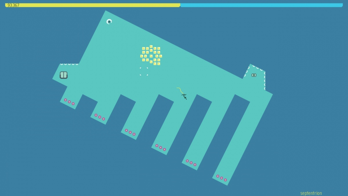 Screenshot for N++ on Nintendo Switch