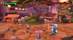 Screenshot for Shaq-Fu: A Legend Reborn - click to enlarge