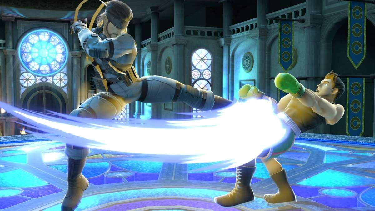 Screenshot for Super Smash Bros. Ultimate on Nintendo Switch