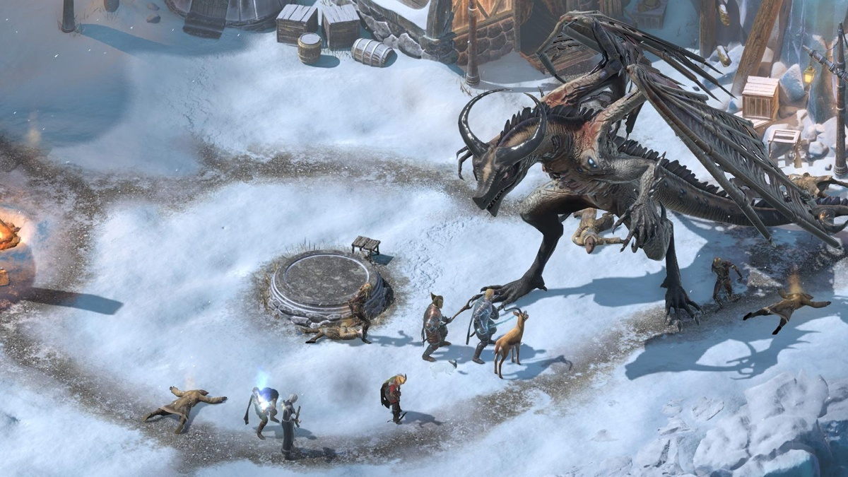 Pillars Of Eternity Wallpaper: Pillars Of Eternity II: Deadfire