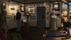 Screenshot for Broken Sword 5: The Serpent