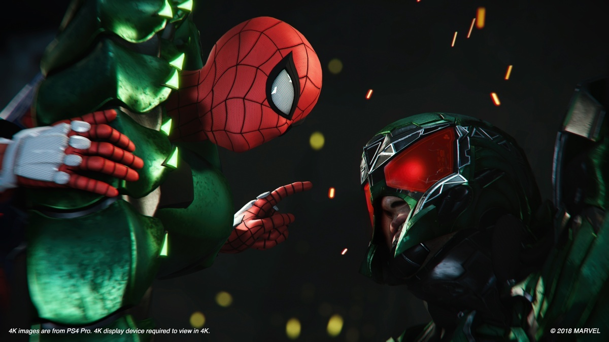 Screenshot for Marvel's Spider-Man on PlayStation 4