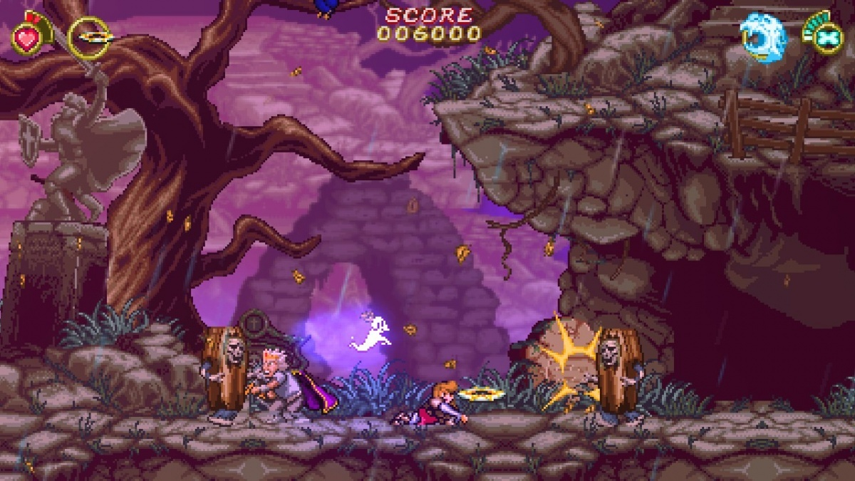 Screenshot for Battle Princess Madelyn on Nintendo Switch