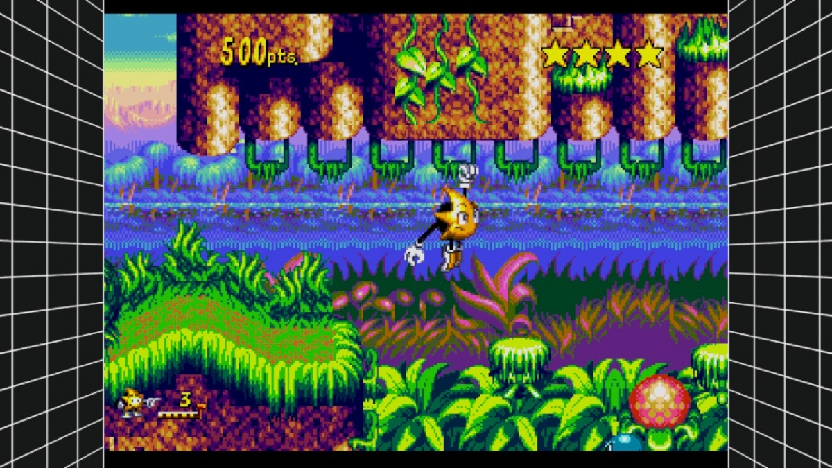 Screenshot for SEGA Mega Drive Classics on Nintendo Switch
