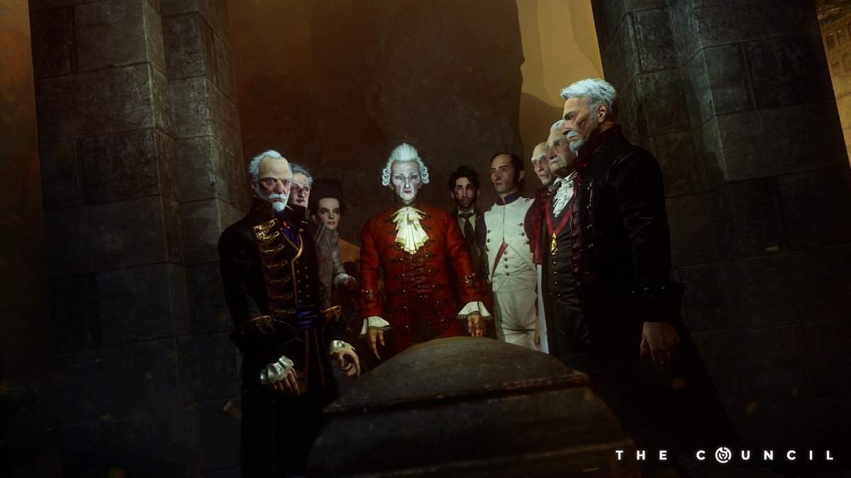 Screenshot for The Council - Episode 5: Checkmate on PC