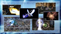 Screenshot for Valkyrie Profile: Lenneth - click to enlarge