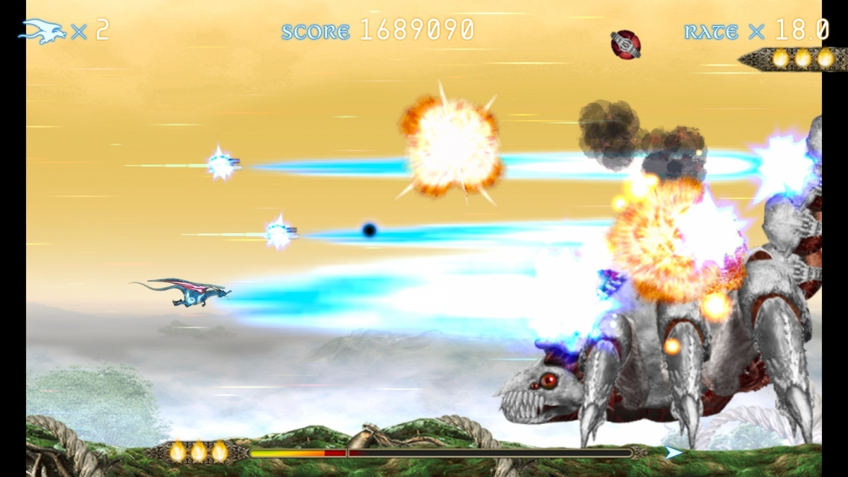 Screenshot for Vritra: Complete Edition on PC