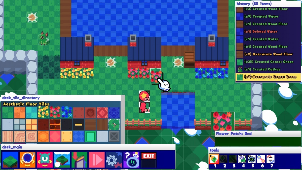 Screenshot for Wonder Wickets on PC