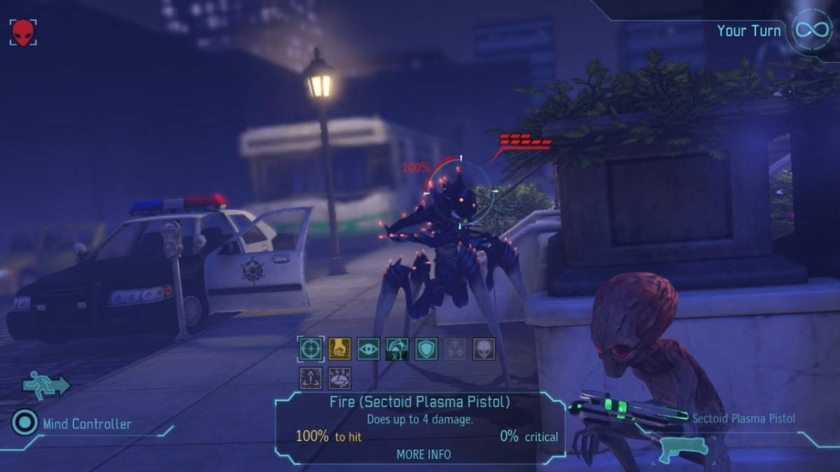 Screenshot for XCOM: Enemy Unknown on PC