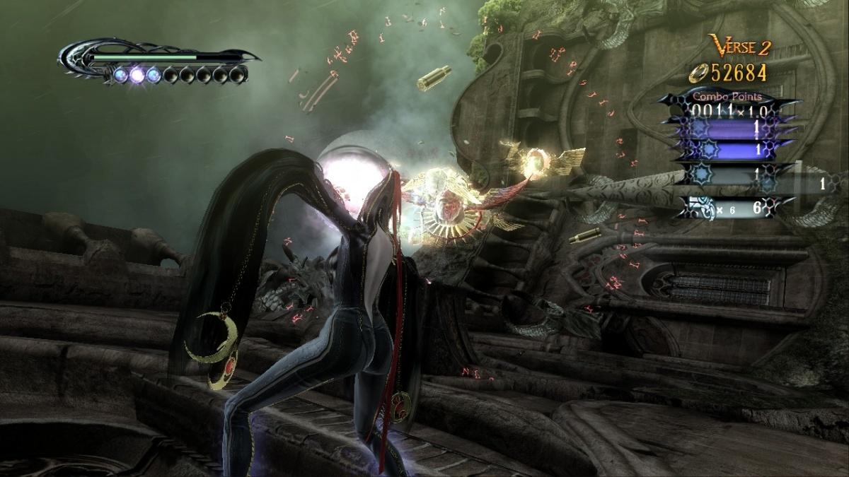 Screenshot for Bayonetta on Nintendo Switch