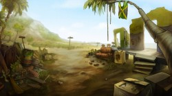 Screenshot for Bolt Riley, A Reggae Adventure - Chapter 1 - click to enlarge
