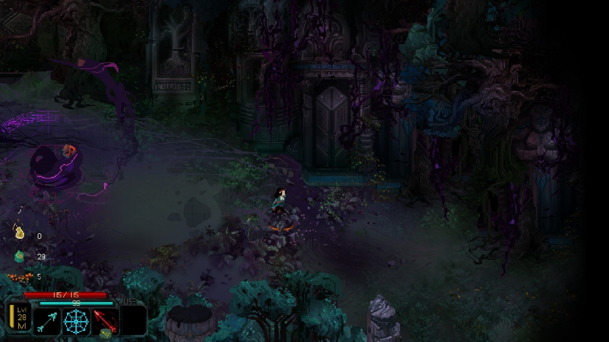 Screenshot for Children of Morta on PC