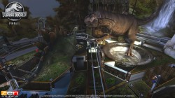 Screenshot for Pinball FX3: Jurassic World Pinball - click to enlarge