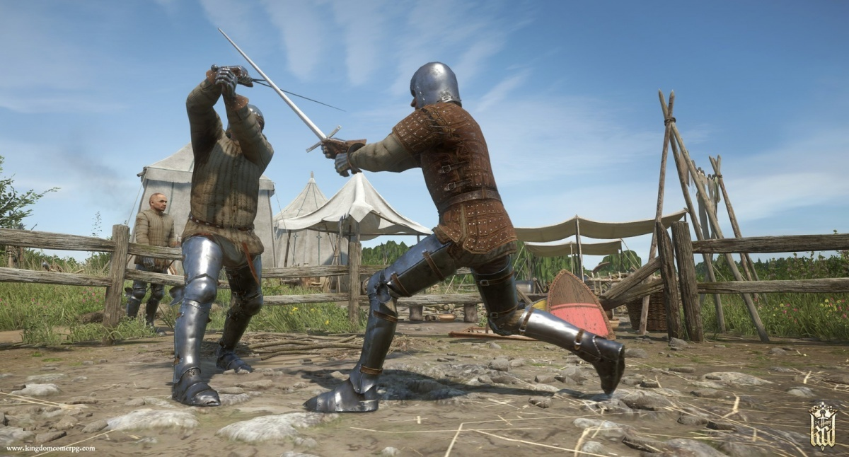 Screenshot for Kingdom Come: Deliverance on PC