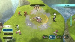 Screenshot for Lost Sphear - click to enlarge