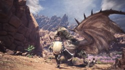 Screenshot for Monster Hunter: World - click to enlarge