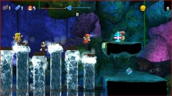 Screenshot for Spelunker Party! - click to enlarge