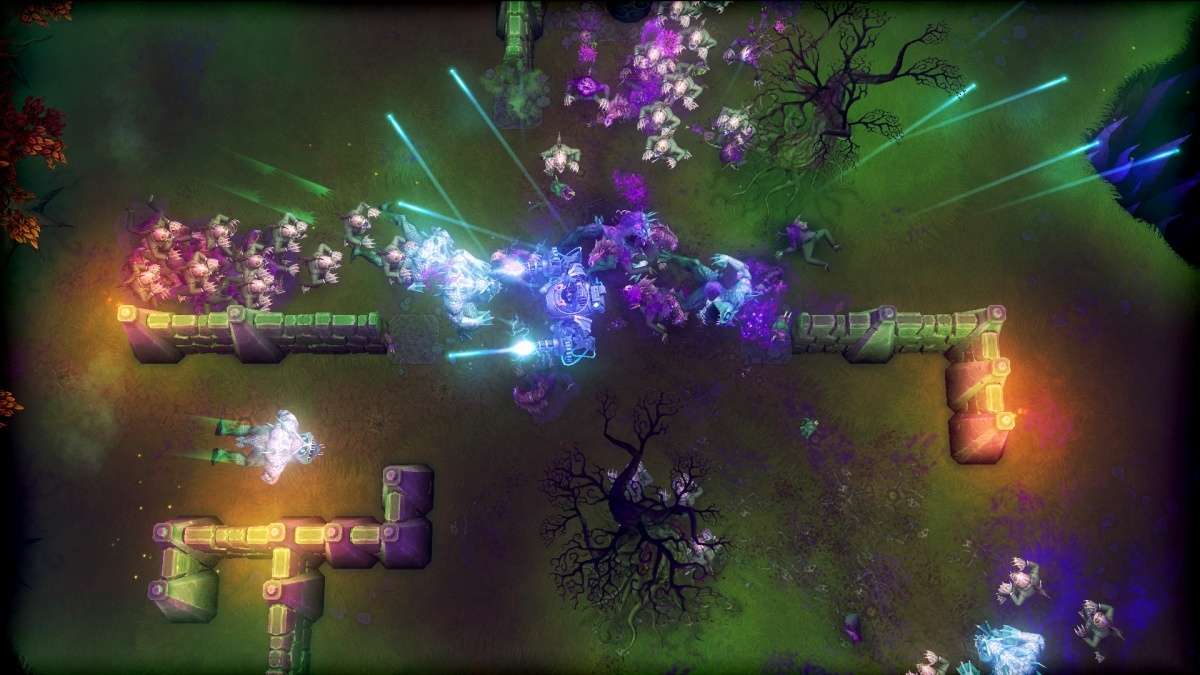 Screenshot for Tesla vs Lovecraft on PC
