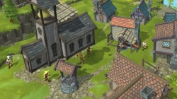 Screenshot for Townsmen VR - click to enlarge