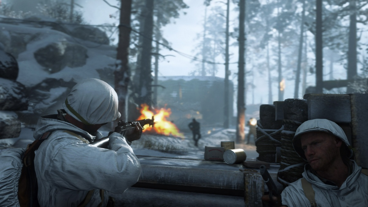 Call of Duty: WWII - The Resistance: DLC Pack 1 PlayStation