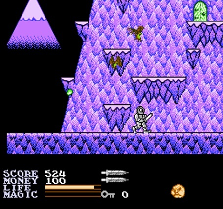 iron sword nes