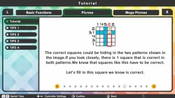 Screenshot for Picross S - click to enlarge