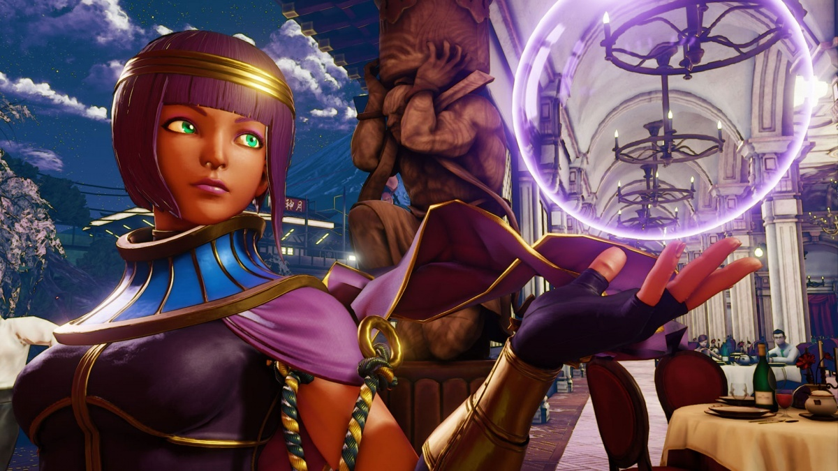 Screenshot for Street Fighter V: Arcade Edition on PlayStation 4