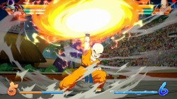 Screenshot for Dragon Ball FighterZ - click to enlarge