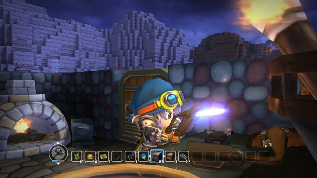 Screenshot for Dragon Quest Builders on Nintendo Switch