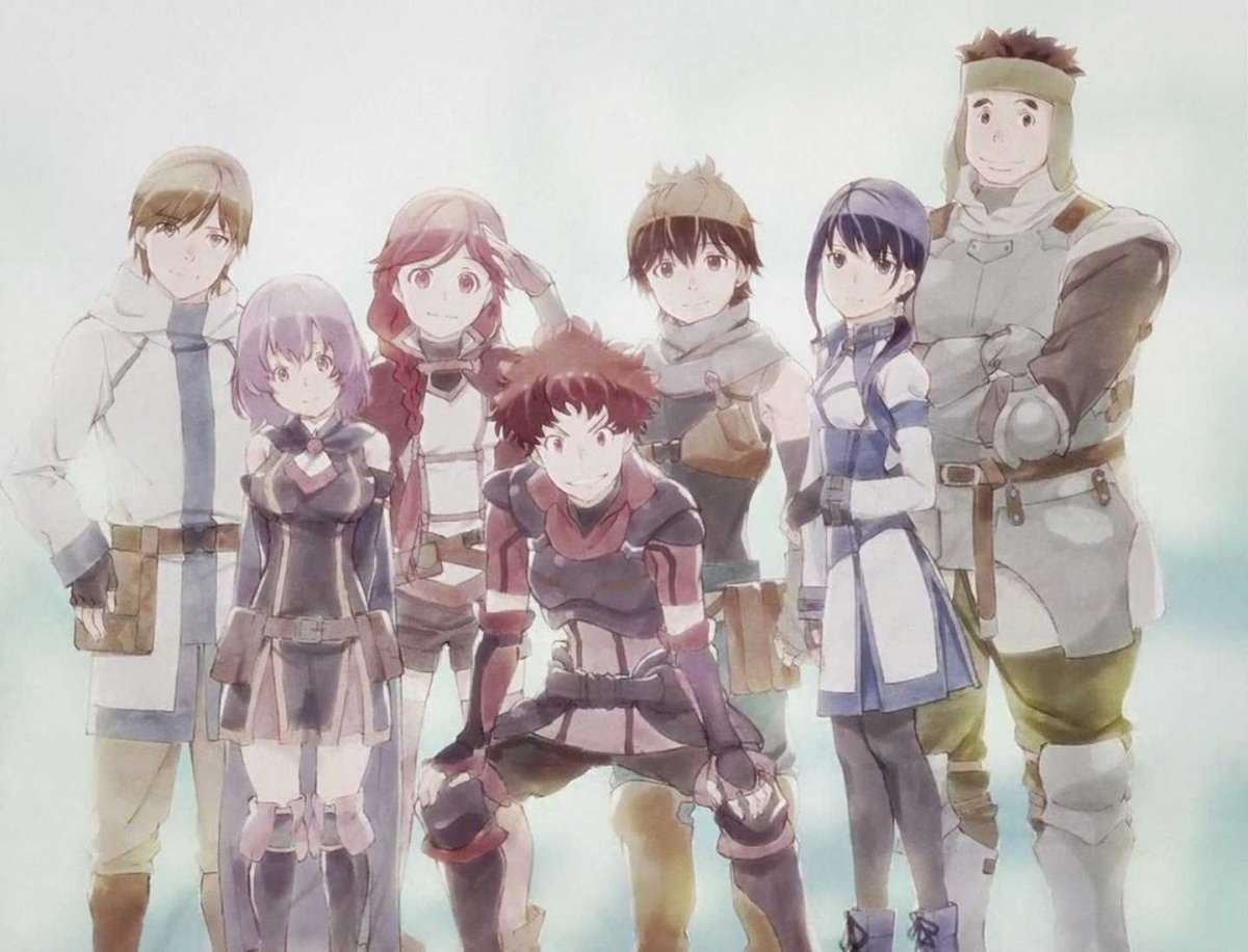 Image for Anime Review: Grimgar Ashes and Illusions