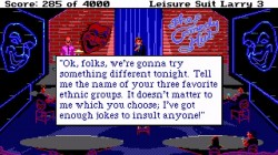 Screenshot for Leisure Suit Larry Bundle - click to enlarge