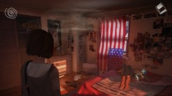 Screenshot for Life is Strange: Episode 1 - Chrysalis - click to enlarge
