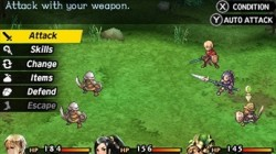 Screenshot for Radiant Historia: Perfect Chronology - click to enlarge