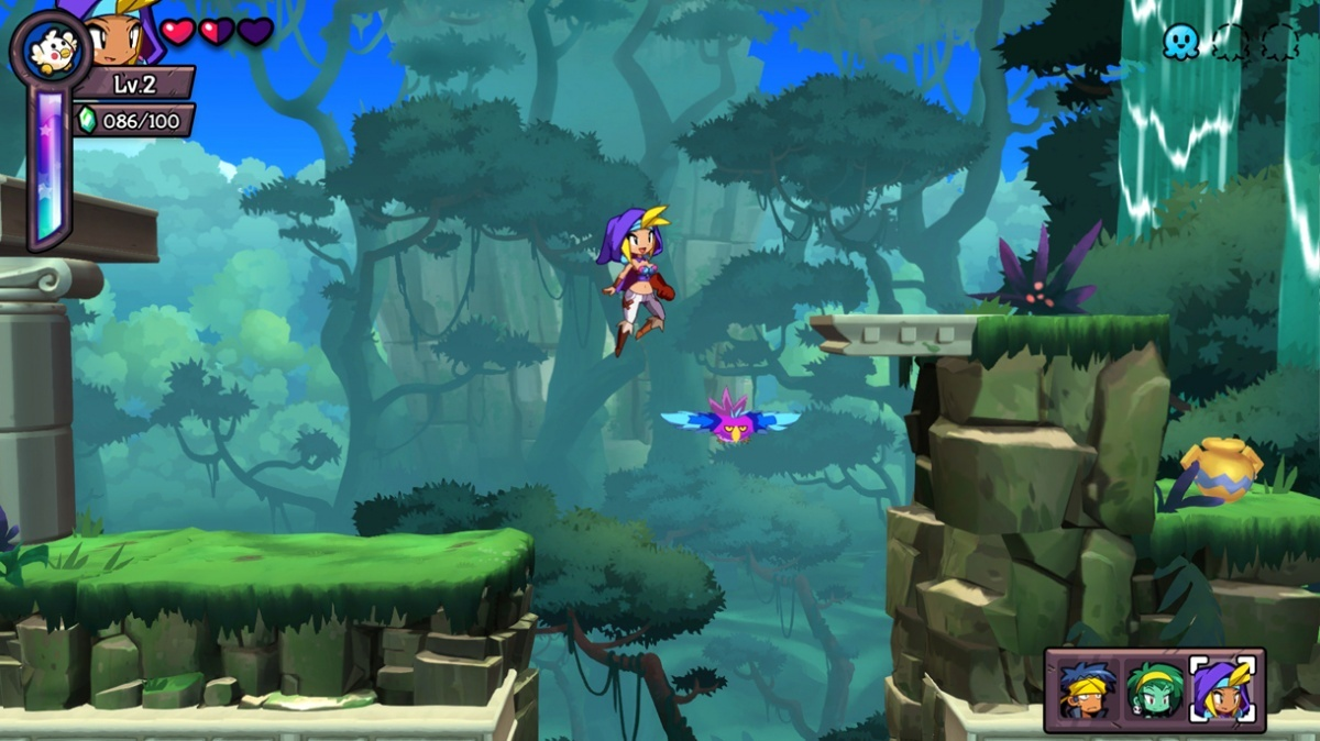 Screenshot for Shantae: Half-Genie Hero - Friends to the End on PC