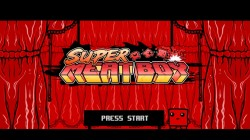 Screenshot for Super Meat Boy - click to enlarge