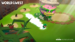 Screenshot for World to the West - click to enlarge