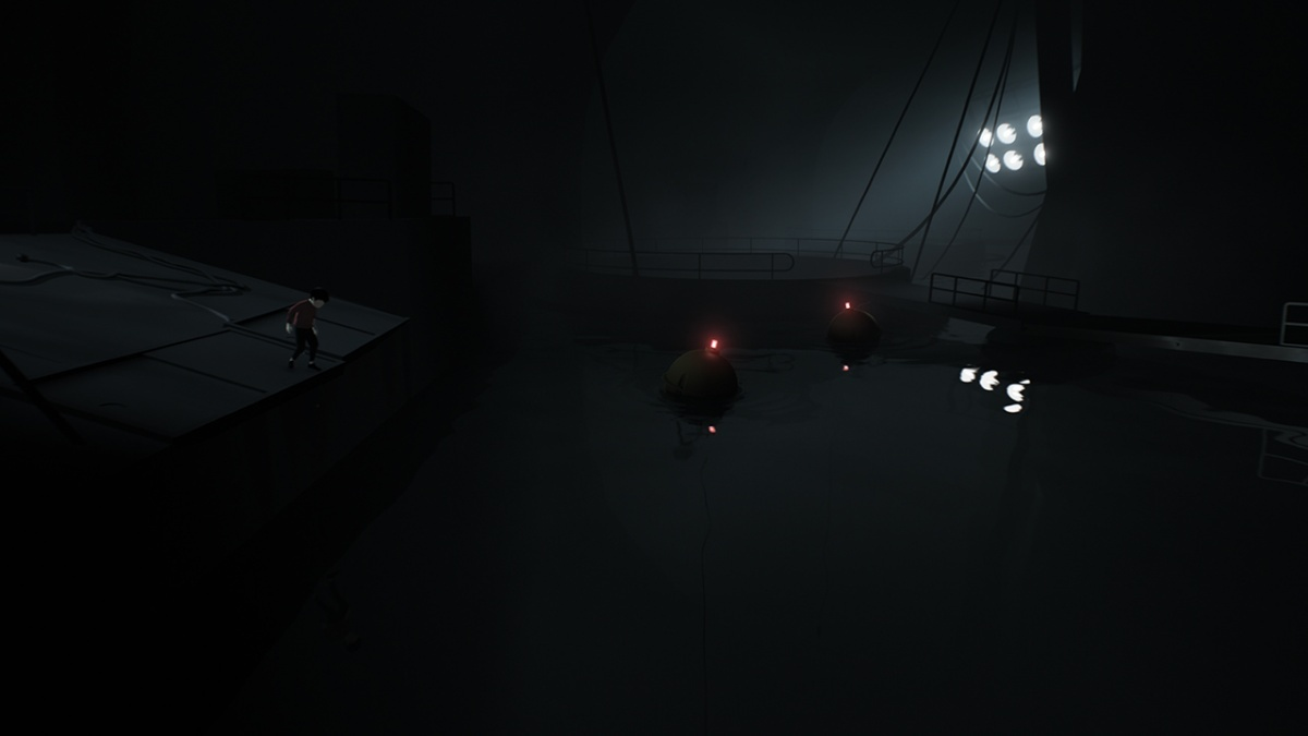 Screenshot for INSIDE on Nintendo Switch