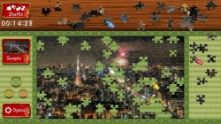 Screenshot for Animated Jigsaws: Beautiful Japanese Scenery - click to enlarge