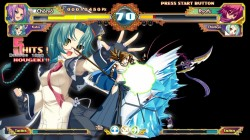 Screenshot for Koihime Enbu RyoRaiRai - click to enlarge