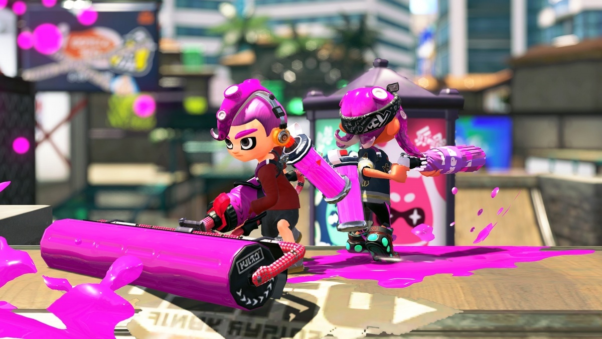 Screenshot for Splatoon 2: Octo Expansion on Nintendo Switch