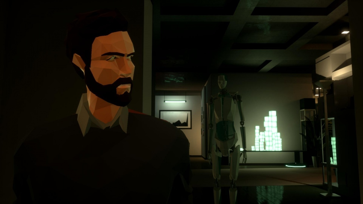 Screenshot for State of Mind on PC