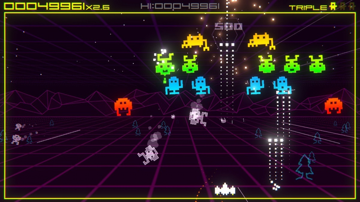 Screenshot for Super Destronaut DX on PlayStation 4