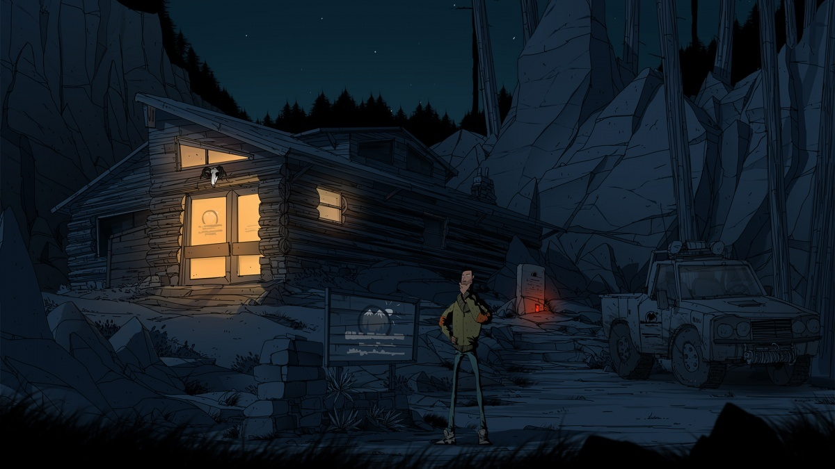 Screenshot for Unforeseen Incidents on PC