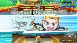 Screenshot for Sushi Striker: The Way of Sushido - click to enlarge
