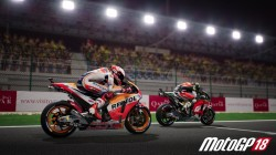 Screenshot for MotoGP 18 - click to enlarge
