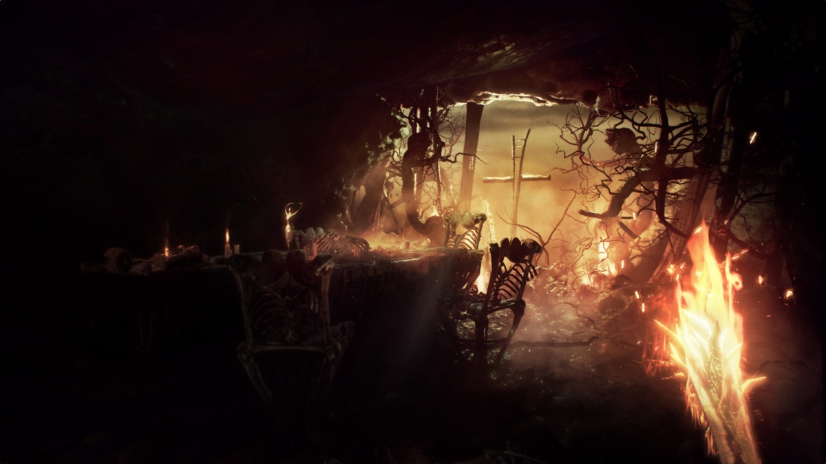 Screenshot for Agony on PC