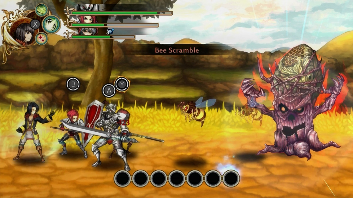 Screenshot for Fallen Legion: Rise to Glory on Nintendo Switch