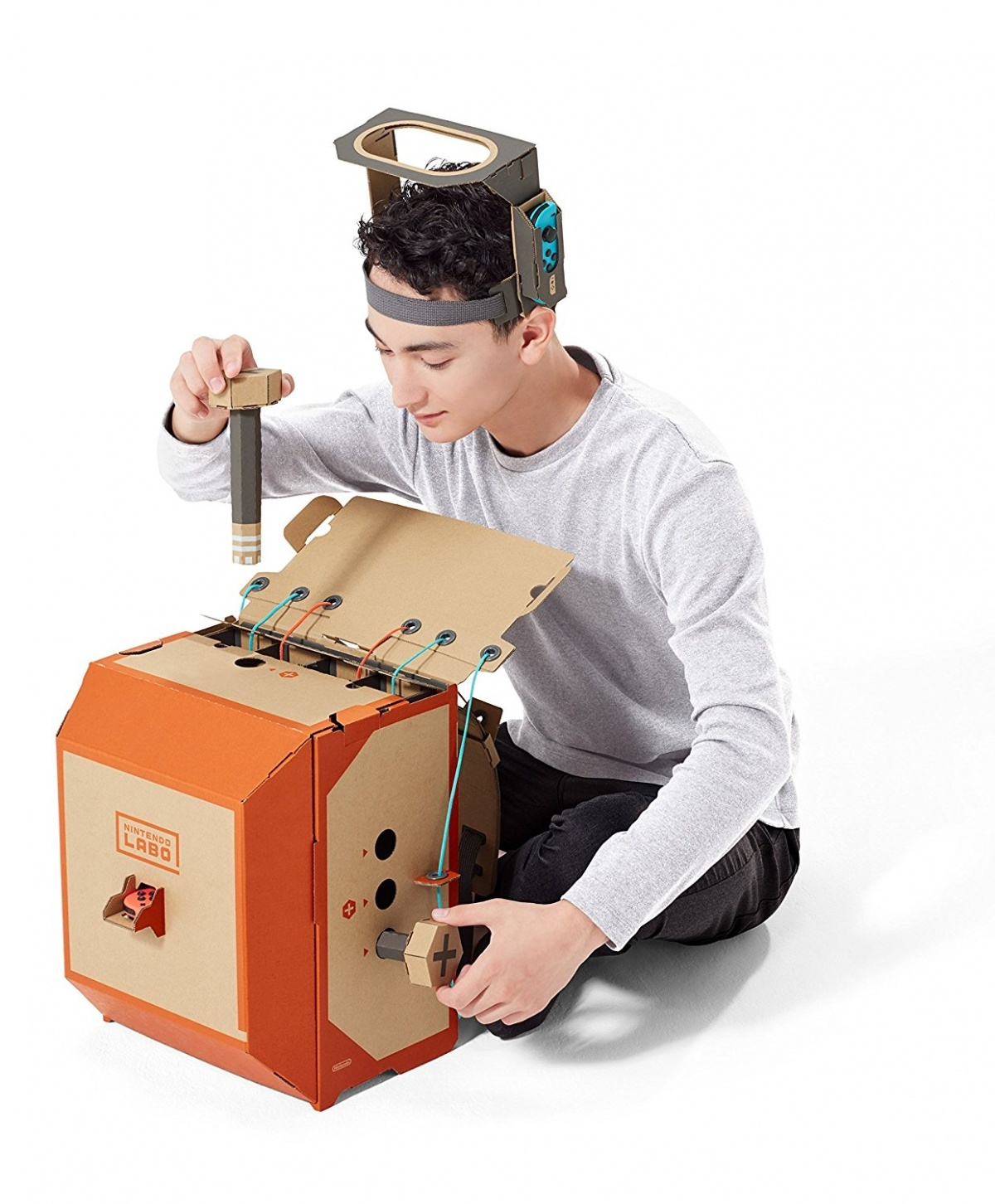 Screenshot for Nintendo Labo Toy-Con 02: Robo Kit on Nintendo Switch